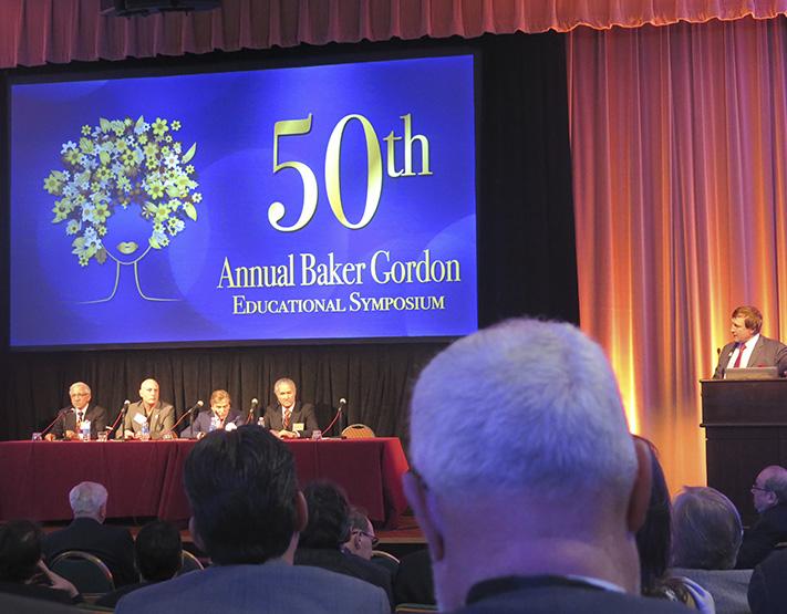 """Cirujano Certificado: Dr. Edwin Vásquez estuvo en el """"50° Simposio de Baker Gordon"""" en EE.UU."""