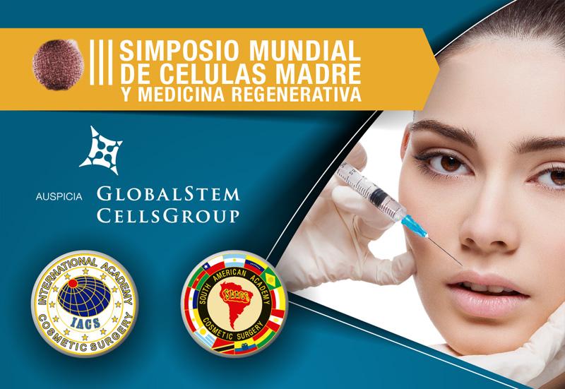 3° Simposio Mundial de Células Madre y Medicina Regenerativa - 2016