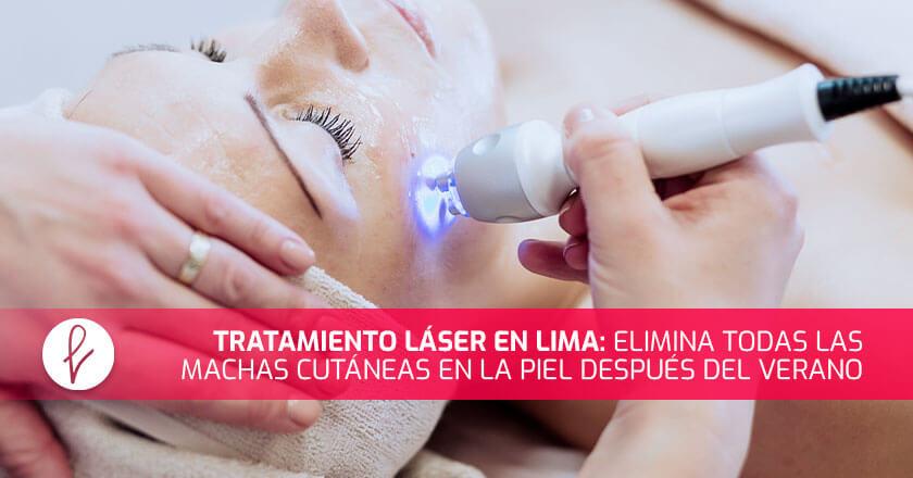 Dermatología Láser: Elimina todas las manchas y lesiones cutáneas indeseables de la piel