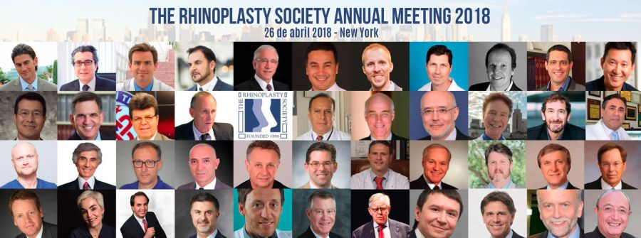 The Rhinoplasty Society Annual Meeting 2018