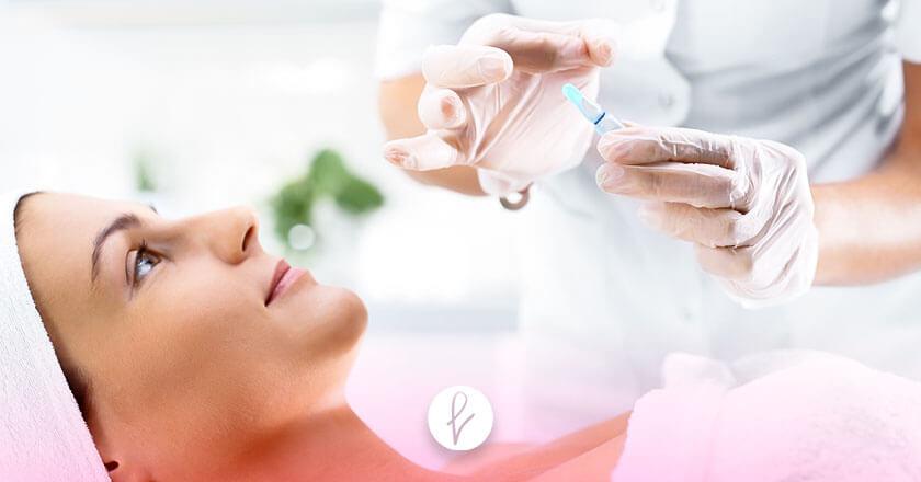 Cómo se aplican las Ampollas de Vitamina C