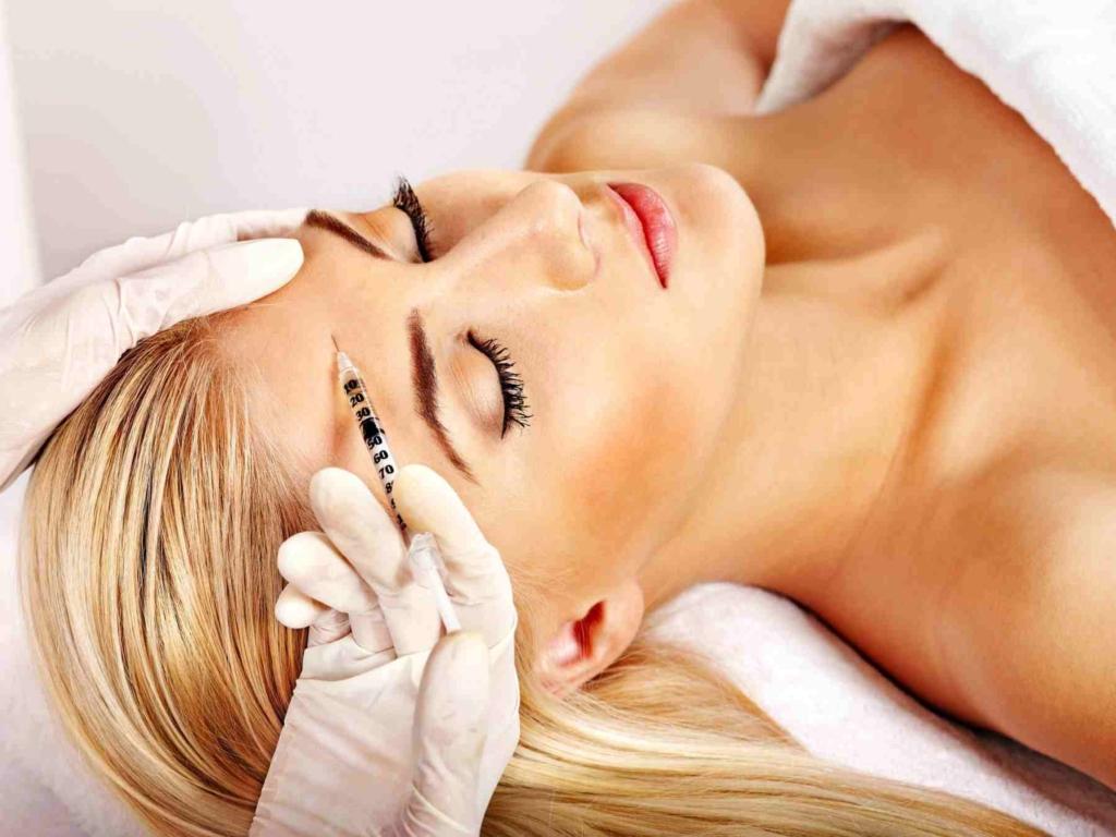 efectos secundarios del Botox en el cuerpo