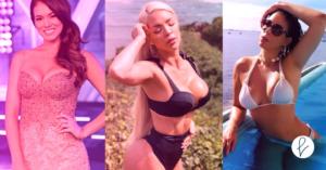 Modelos peruanas que se realizaron un Aumento de Senos