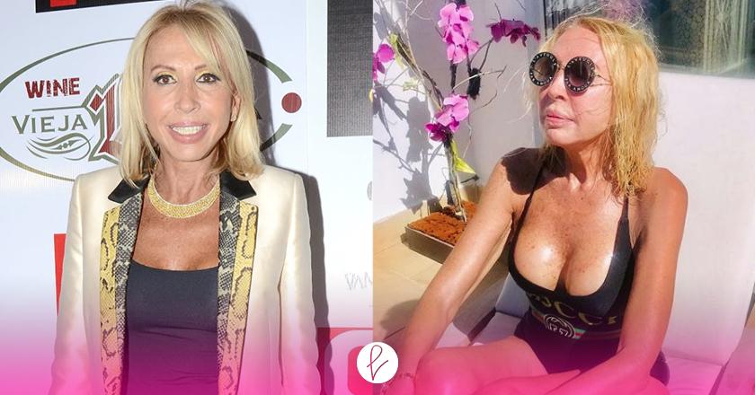 Laura Bozzo- Aumento de senos