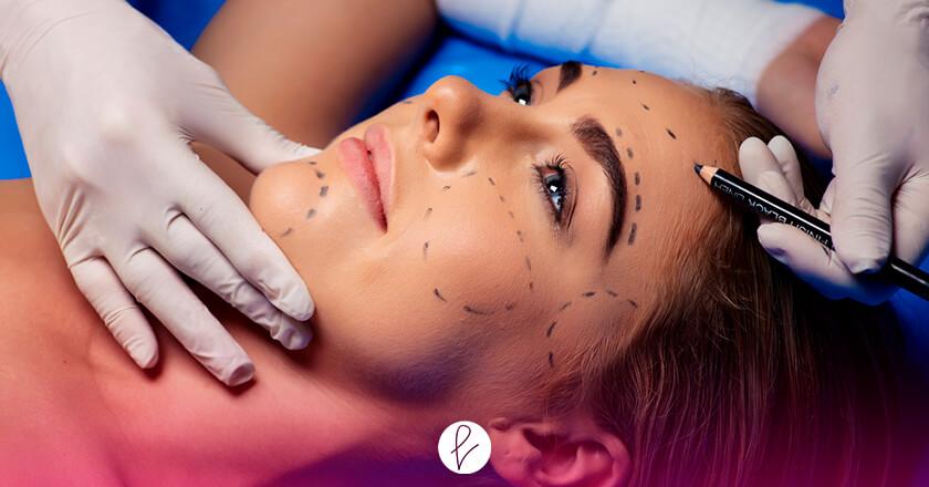 ¿Qué es una Cirugía Facial Estética?