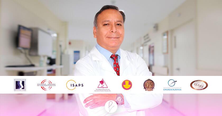El especialista de la clínica plástica en Perú